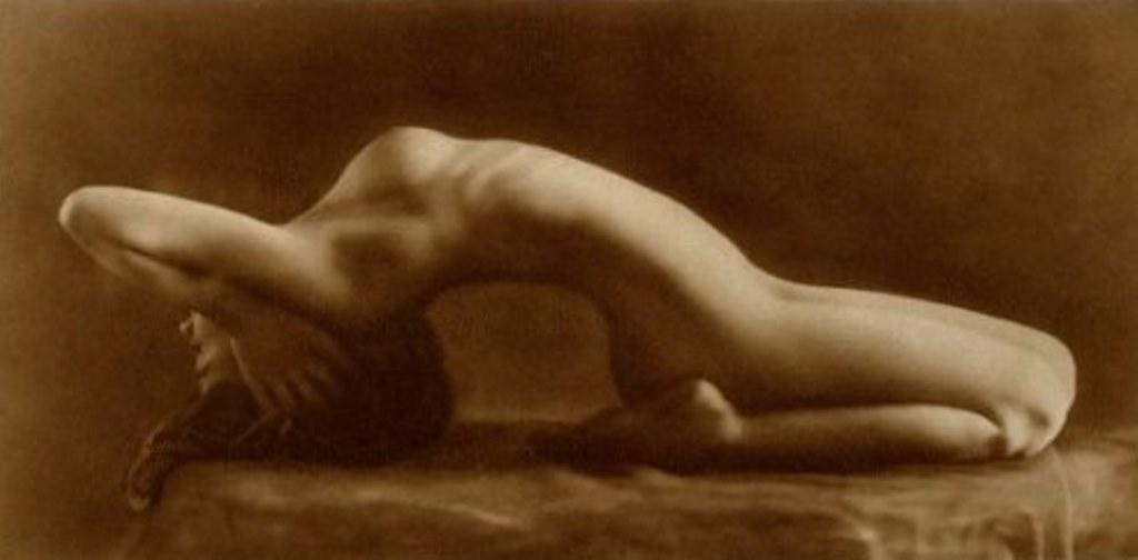 Frantisek Drtikol. Czech Nude #6  1920 Via liveauctioneers