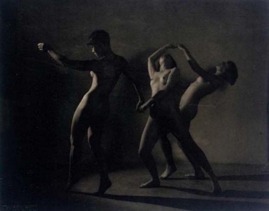 Frantisek Drtikol. Dancers 1928