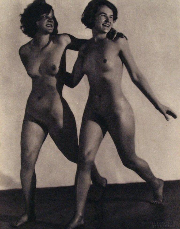Frantisek Drtikol. Les Filles 1933 Via liveauctioneers