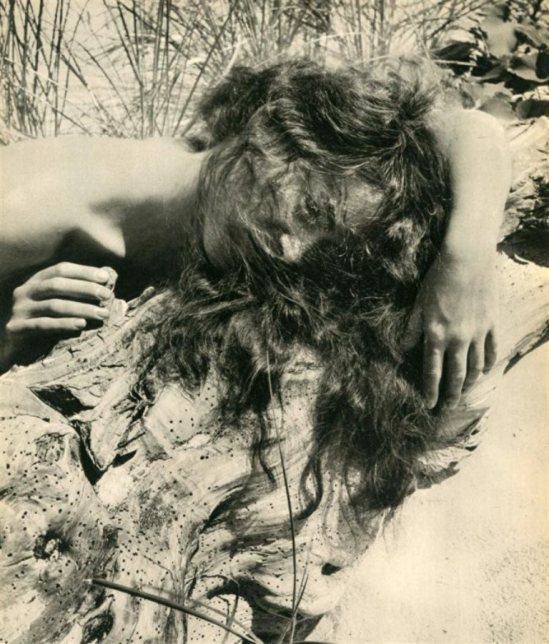 Fritz Henle. Composition #11. 1947 Via liveauctioneers