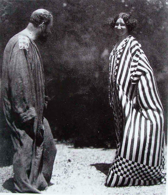 Gustav Klimt and Emilie Flöge