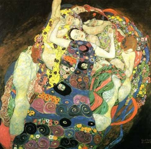 Gustav Klimt. La jeune fille 1912-1913