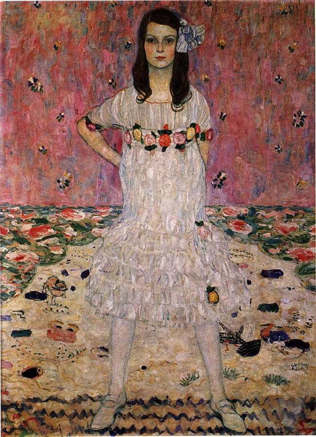 Gustav Klimt. Mada Primavesi