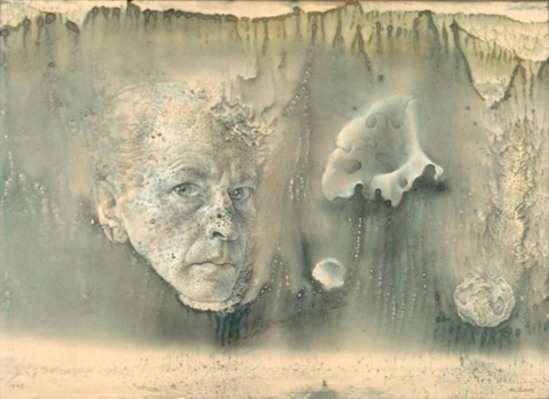 Hans Bellmer. Autoportrait 1942