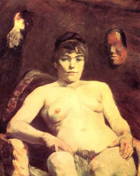 Henri de Toulouse-Lautrec 1884