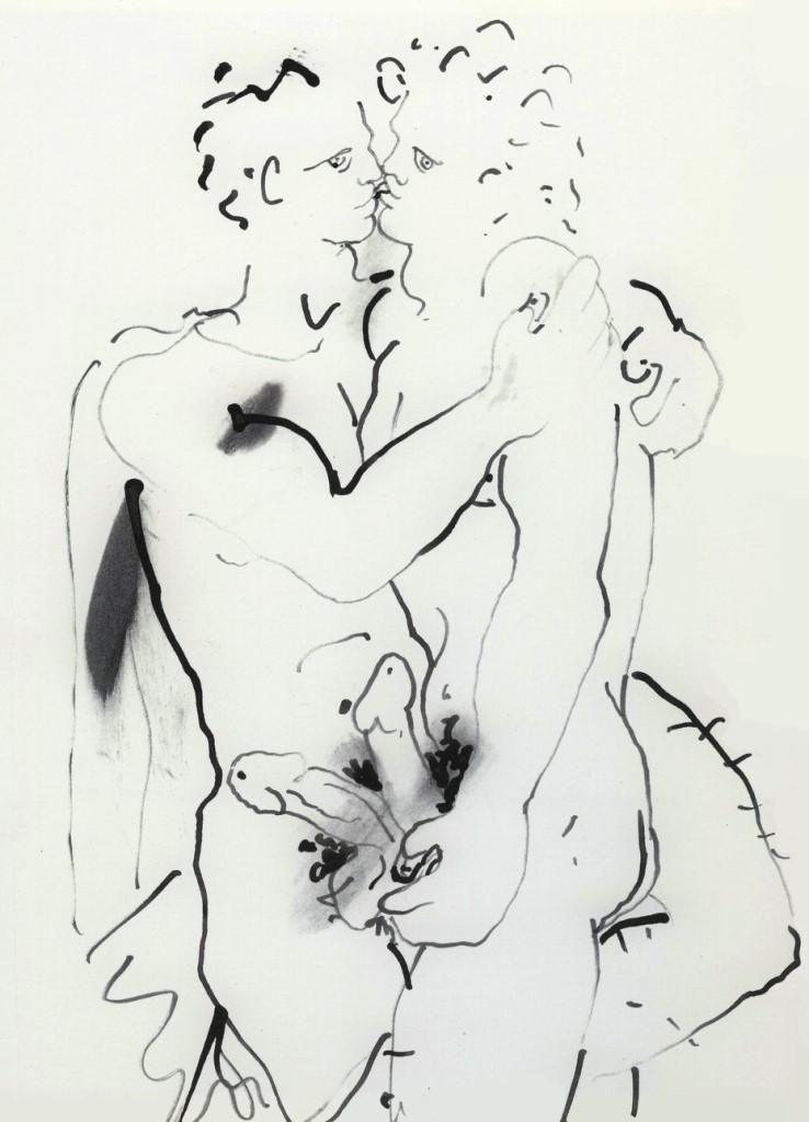 Jean Cocteau. Homodesiribus