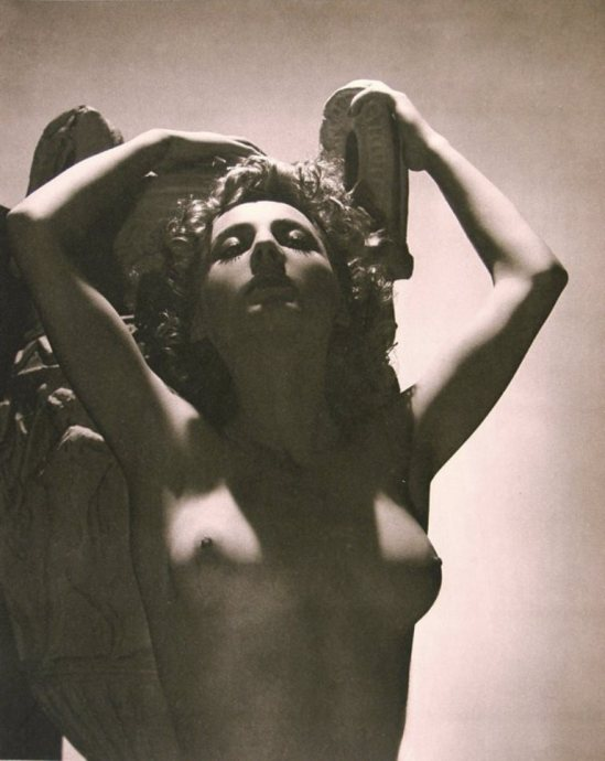 John Everard1. Nude  1941 Via liveauctioneers