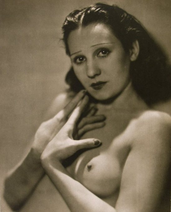 John Everard2. Nude  1941 Via liveauctioneers