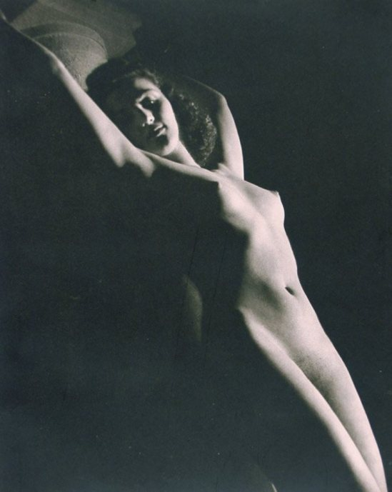 John Everard3. Nude  1941 Via liveauctioneers