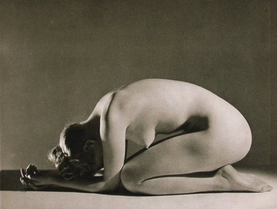 John Everard4. Nude  1941 Via liveauctioneers