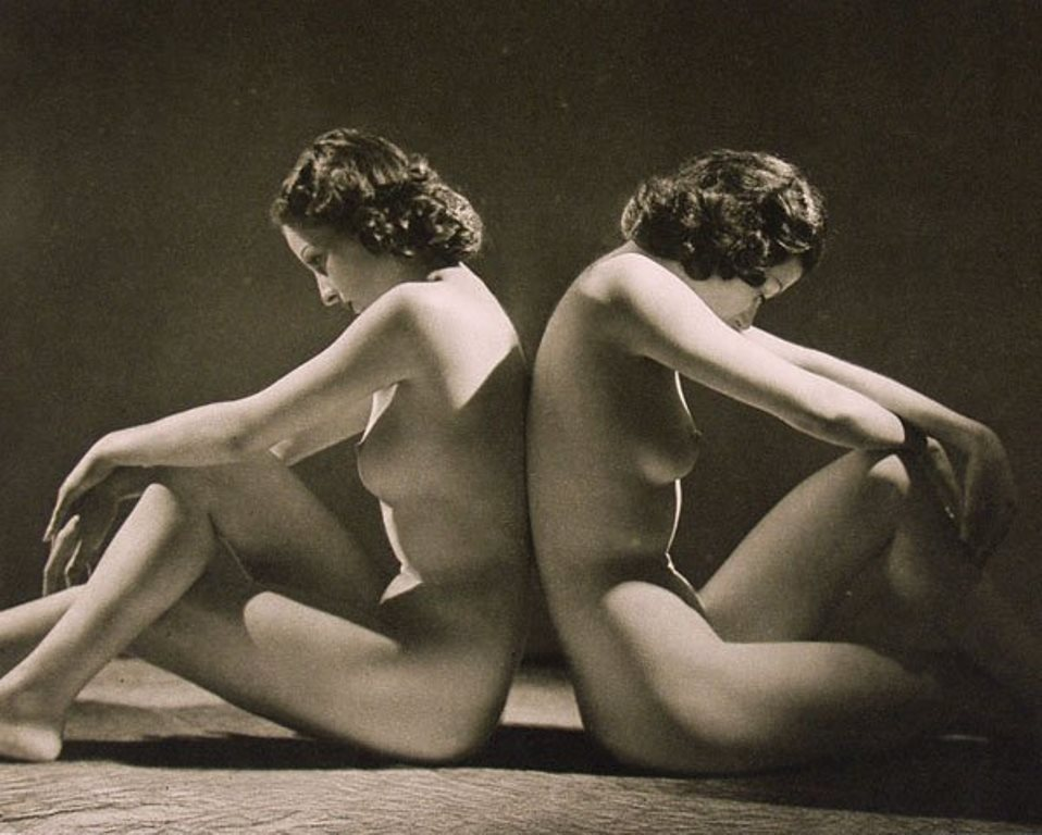 John Everard5. Nude  1941 Via liveauctioneers