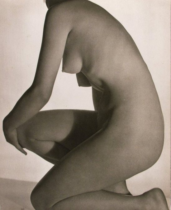 John Everard6. Nude  1941 Via liveauctioneers