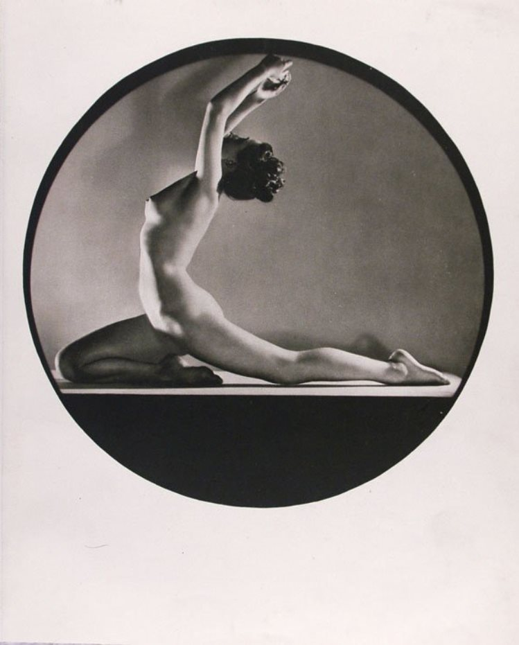 John Everard7. Nude  1941 Via liveauctioneers