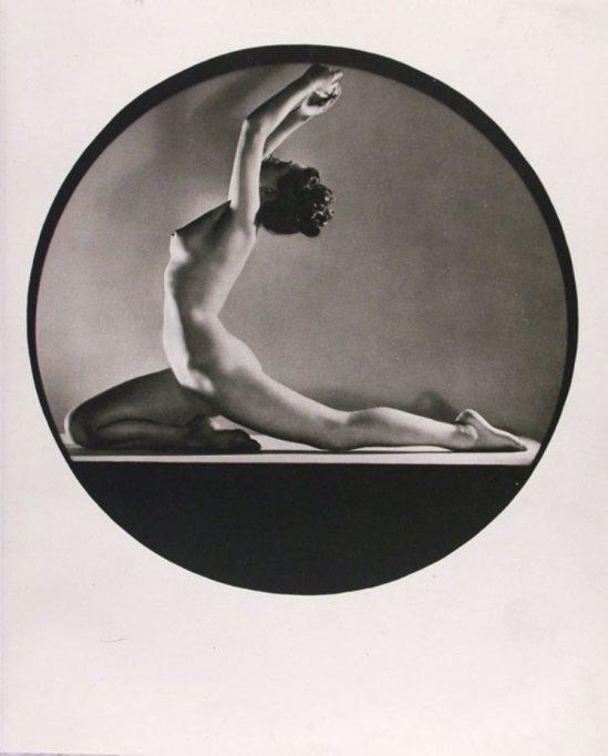 John Everard7. Nude  1941 Via liveauctioneers