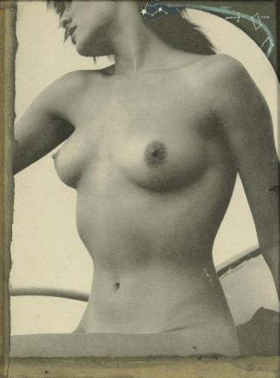 Joseph Cornell. Andromeda 1965 Via mutualart