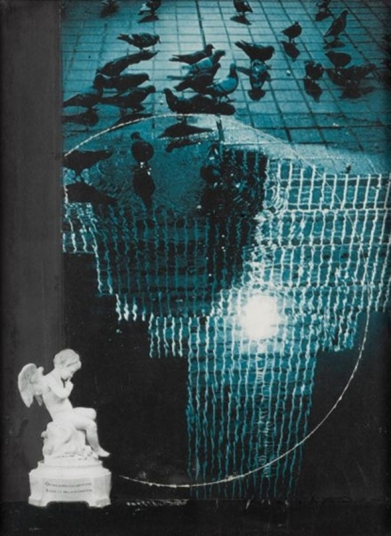 Joseph Cornell. NEW YORK CITY - SPRING 1962 - VALENTINE Via mutualart