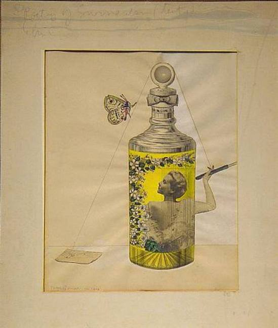 Joseph Cornell. Poetry of Surrealism 1935-1940 Via artnet