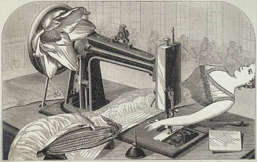 Joseph Cornell. Sans titre 1931 Via artnet