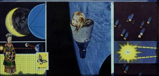 Joseph Cornell. Untitled 1968 Via artnet