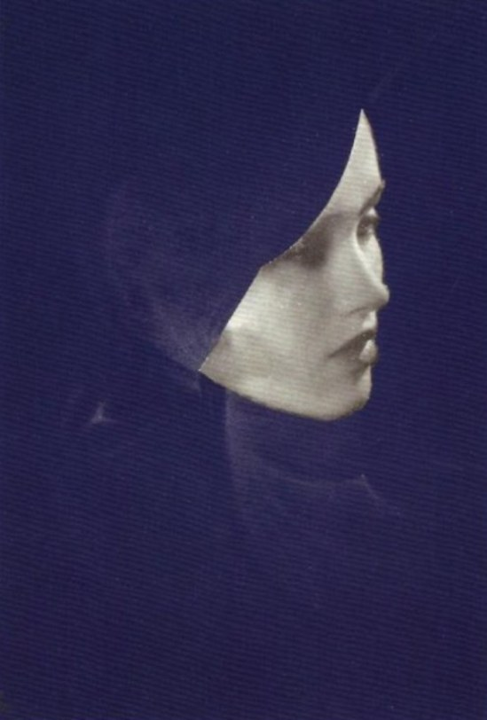 Joseph Cornell. Untitled [Mary Taylor by Lee Miller], c, 1932