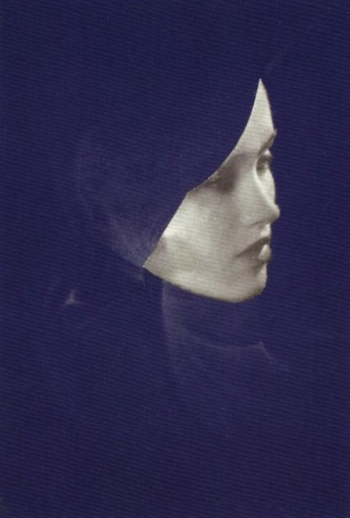 Joseph Cornell. Untitled (Mary Taylor by Lee Miller )1932