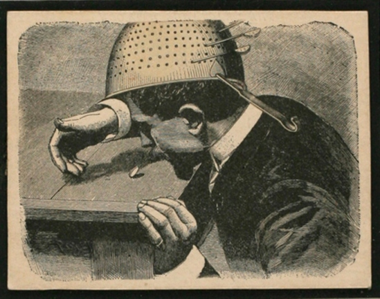 Joseph Cornell6. sans titre 1930 Via ubugallery