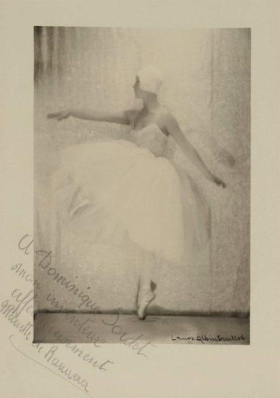 Laure Albin Guillot. Danseuse 1935. Via drouot
