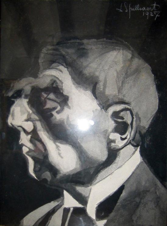 Léon Spilliaert 1927