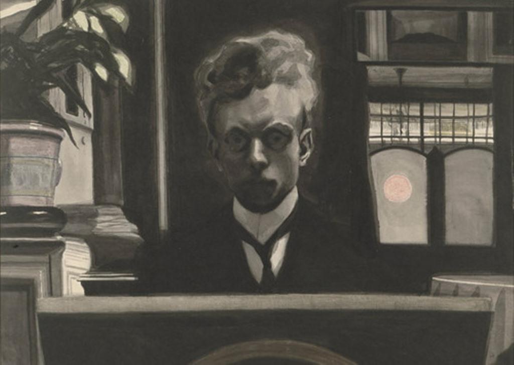 Léon Spilliaert5 1908