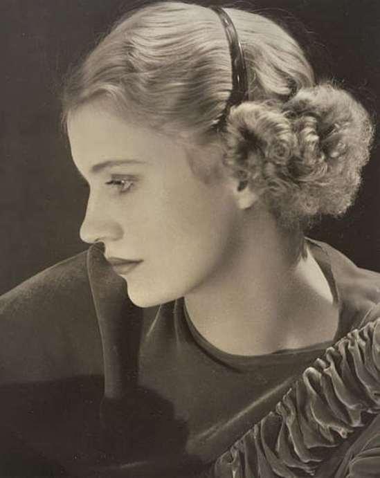 Lee Miller. Autoportrait 1932 Via nationalgalleries