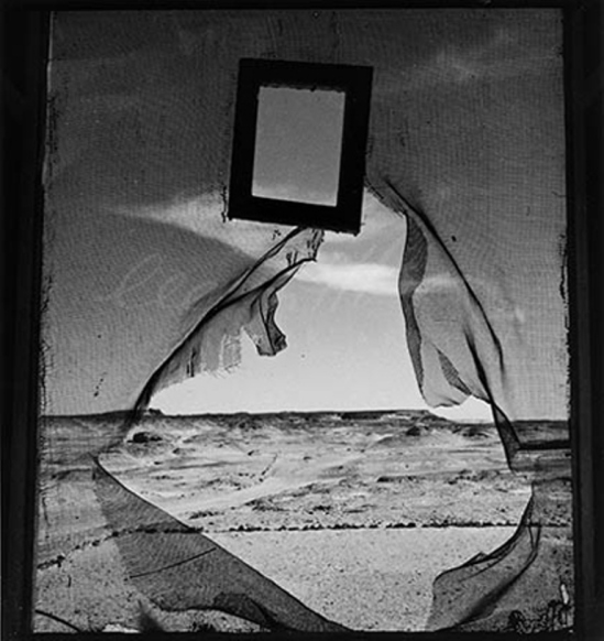 Lee Miller. Portrait of space 1936 Via sonderjyland