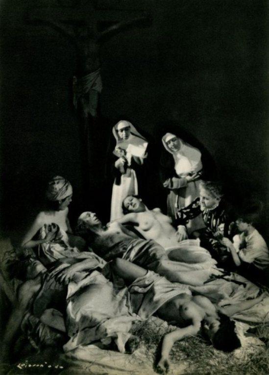 Lejaren a Hiller. Ambroise Paré (chirurgie) 1934