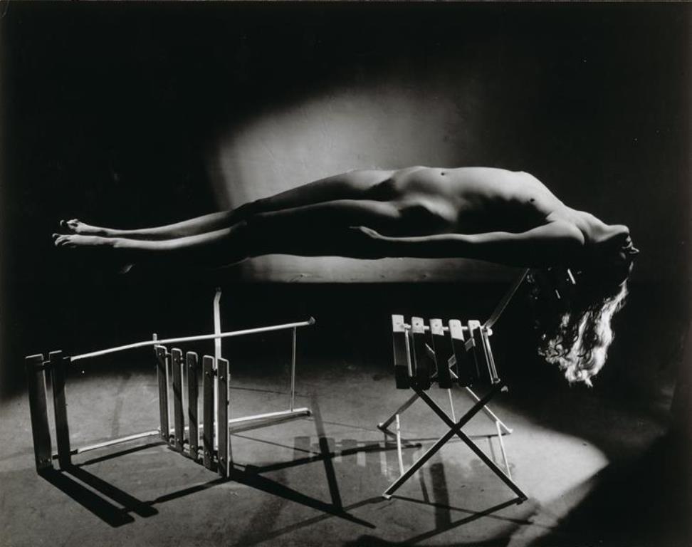 Lucien Lorelle. Catalepsie 1947 Via RMN