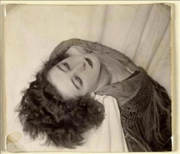 Man Ray. Kiki 1930
