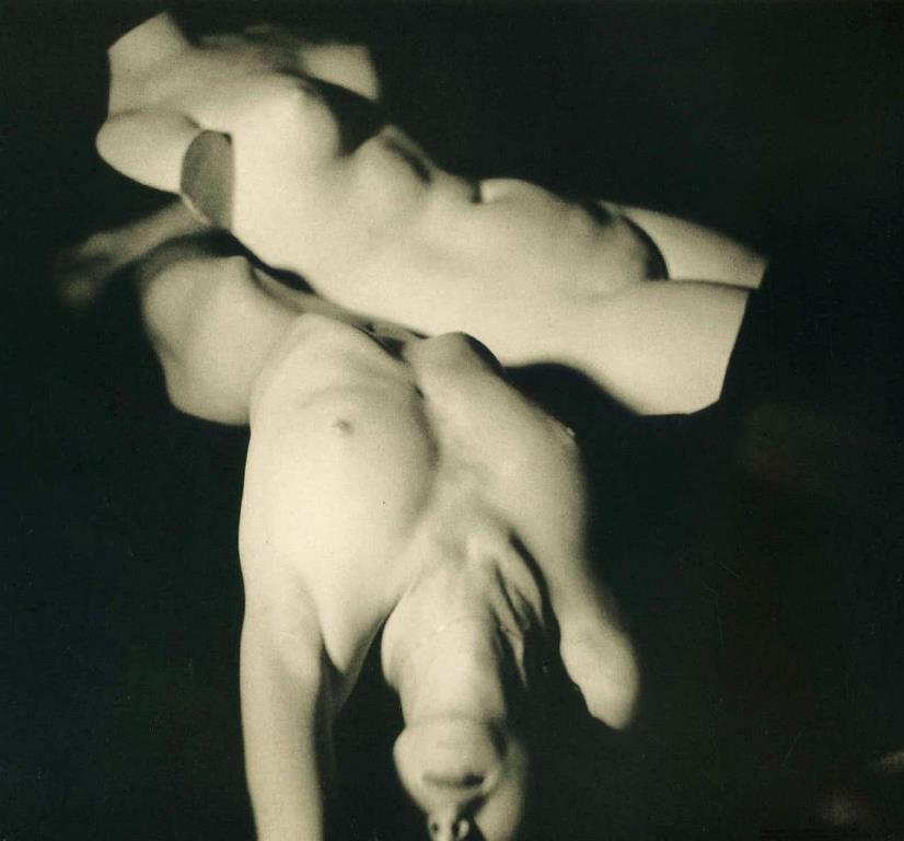 Man Ray. Kiki de Montparnasse 1926. Via letteresulacqua