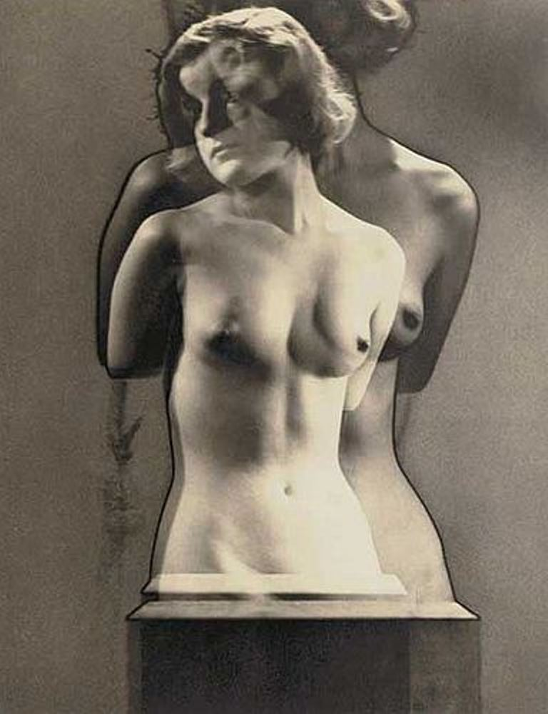 Man Ray. Surimpression 1930. Via luminous-lint