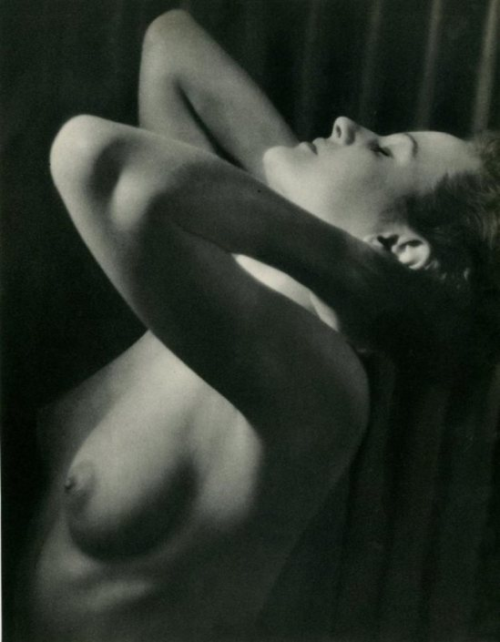 Martin Bruehl. Nude 1935 Via liveauctioneers