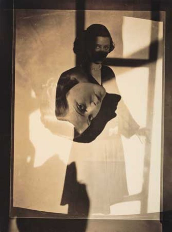 Maurice Tabard. Montage 1929. Via luminous-lint