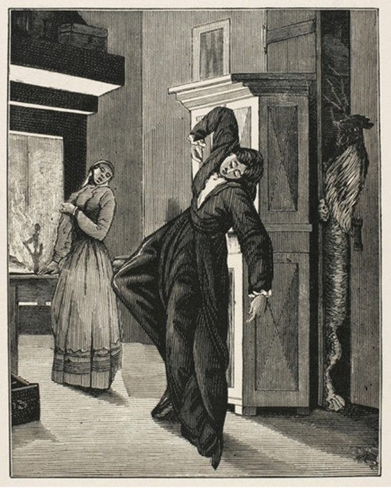 Max Ernst. Le rire du coq from Une semaine de bonté 1934 Via ubugallery