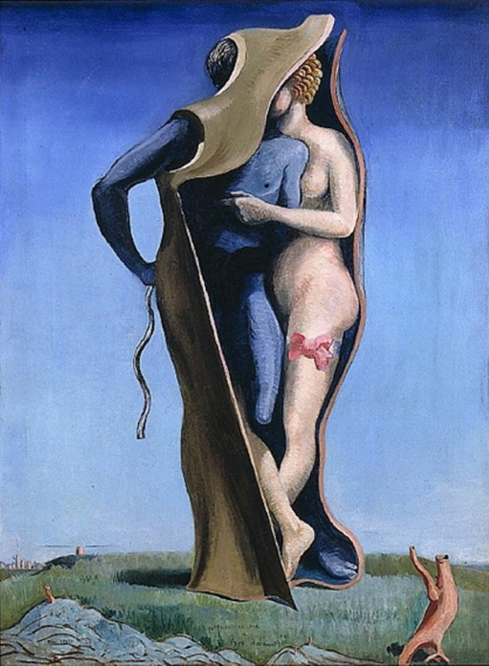 Max Ernst. Long live love or pays charmant 1923