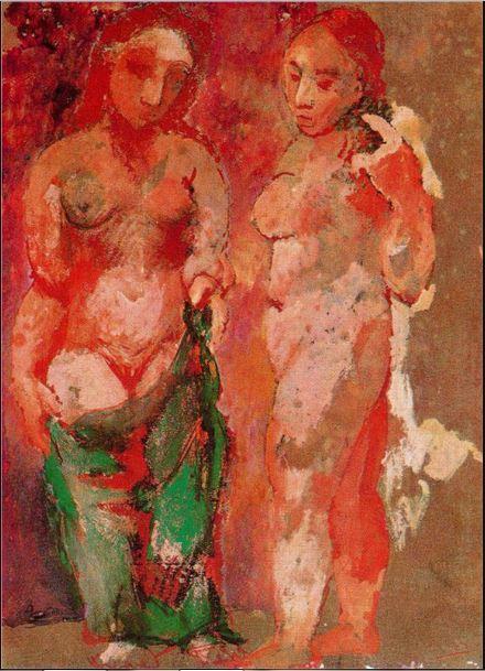 Pablo Picasso 1906