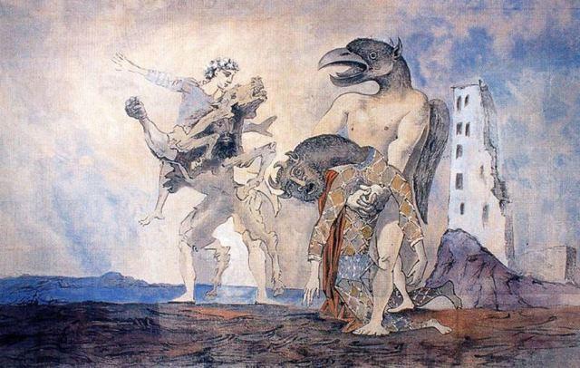Pablo Picasso 1936