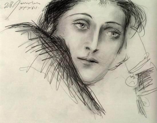 Pablo Picasso. Portrait de Dora Maar 1937
