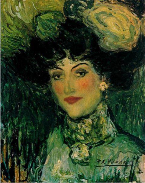 Pablo Picasso 1901