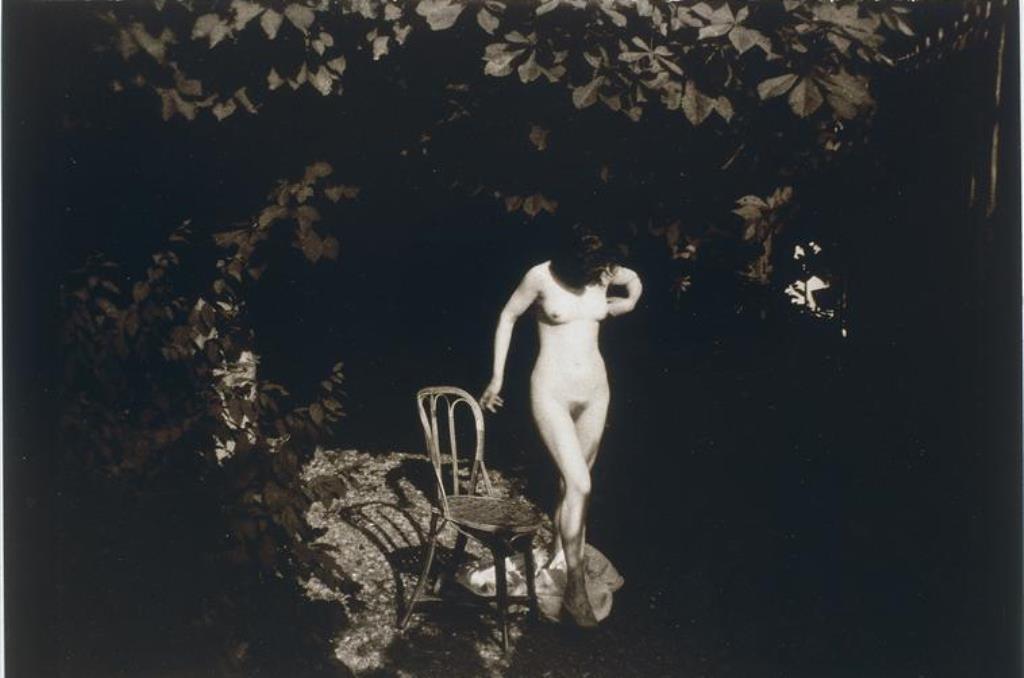 Pierre Bonnard1. Marthe Bonnard vers 1900-1901. RMN