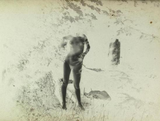 Pierre Bonnard11. Marthe Bonnard vers 1900-1901. RMN