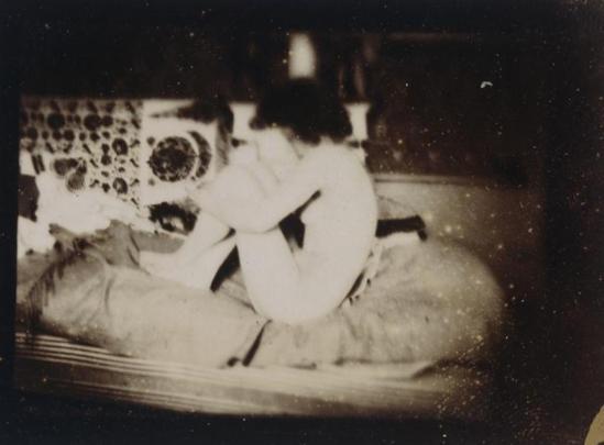 Pierre Bonnard2. Marthe Bonnard vers 1889-1900. RMN