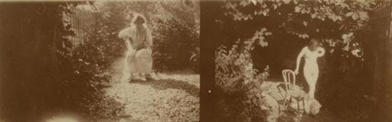 Pierre Bonnard7. Marthe Bonnard vers 1900-1901. RMN