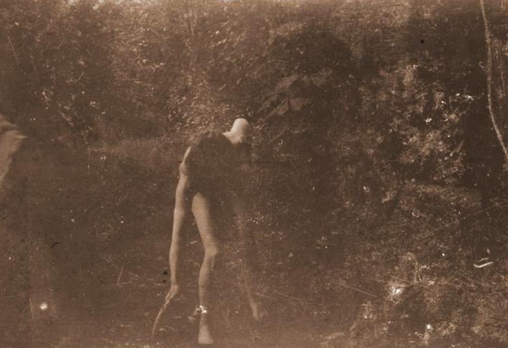Pierre Bonnard9. Marthe Bonnard vers 1900-1901. RMN