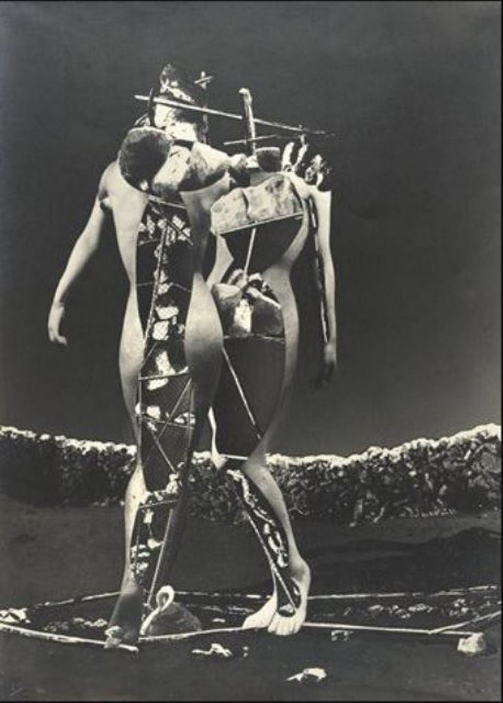 Raoul Ubac. Penthésilée 1937 Via wiki